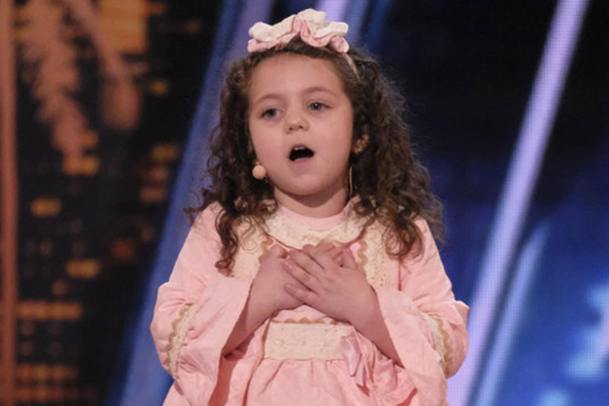 America's Got Talent: Sophie Fatu