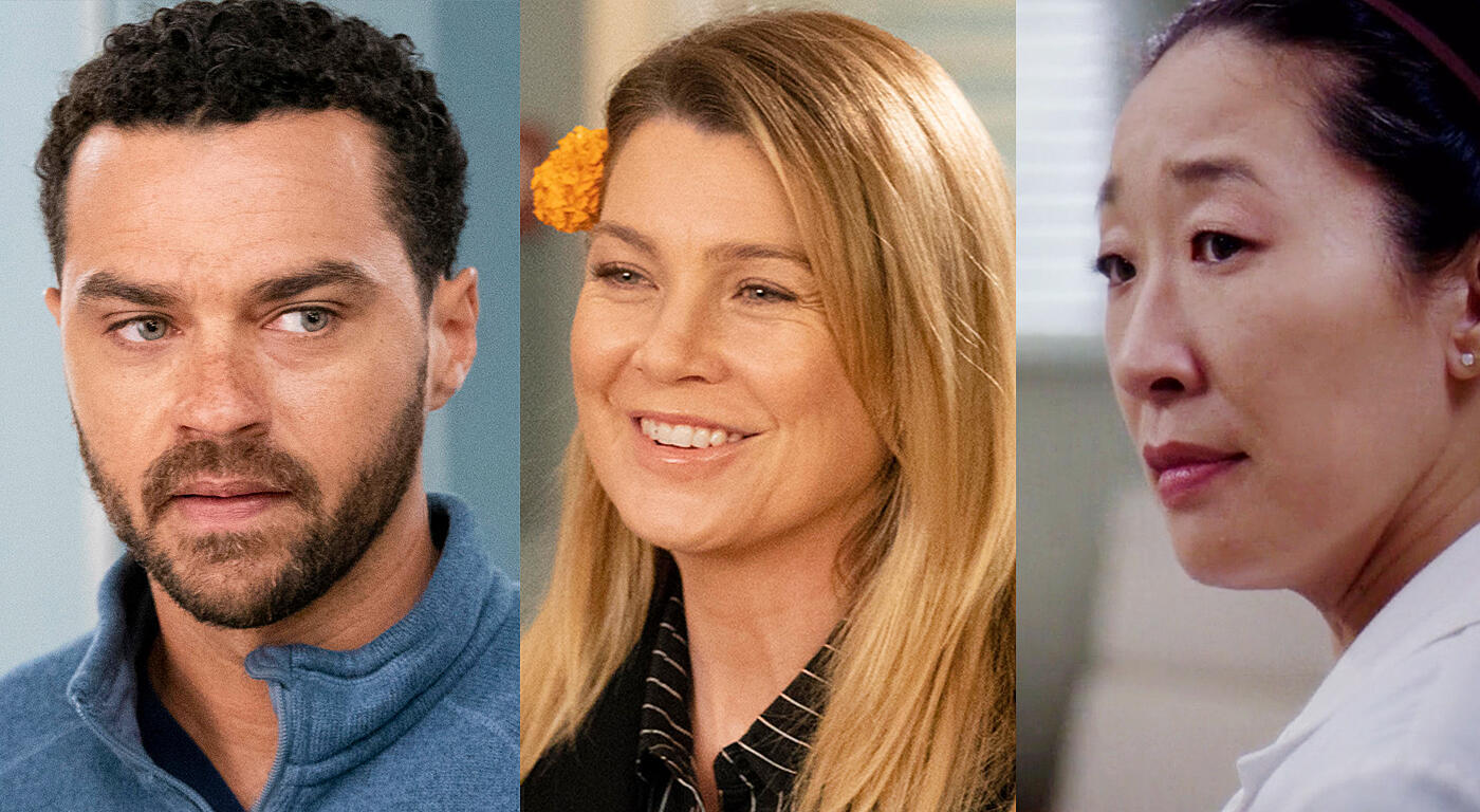 The Best Grey's Anatomy Doctors, Ranked