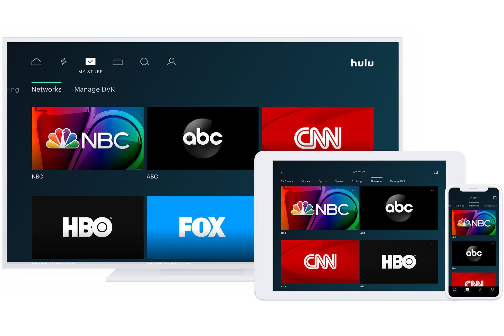 Hulu Live TV Channel List: The Complete List of Channels and Add Ons