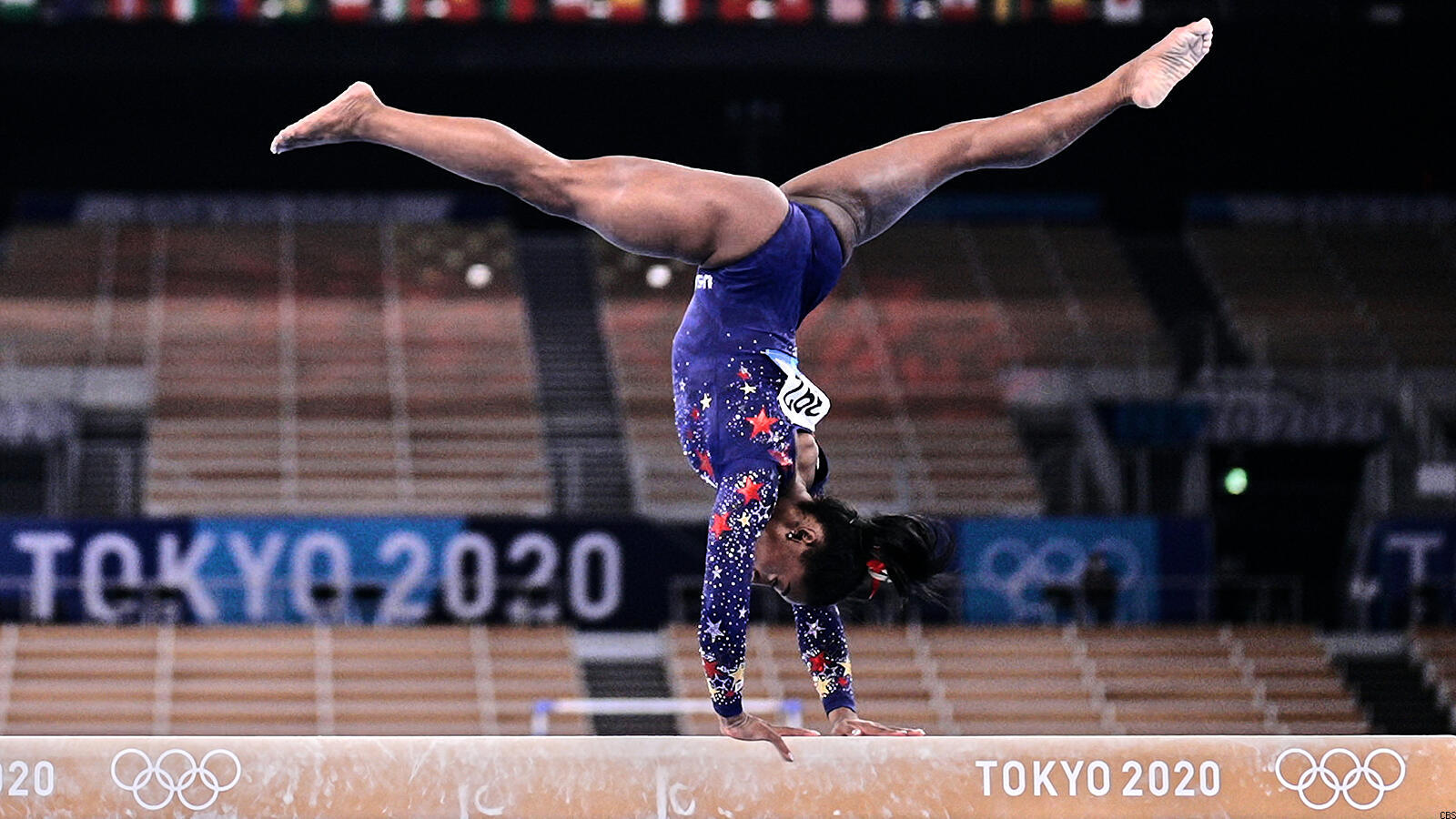 2021 Tokyo Olympics: How to Watch Simone Biles and Suni Lee in the Balance  Beam Event Final - TV Guide