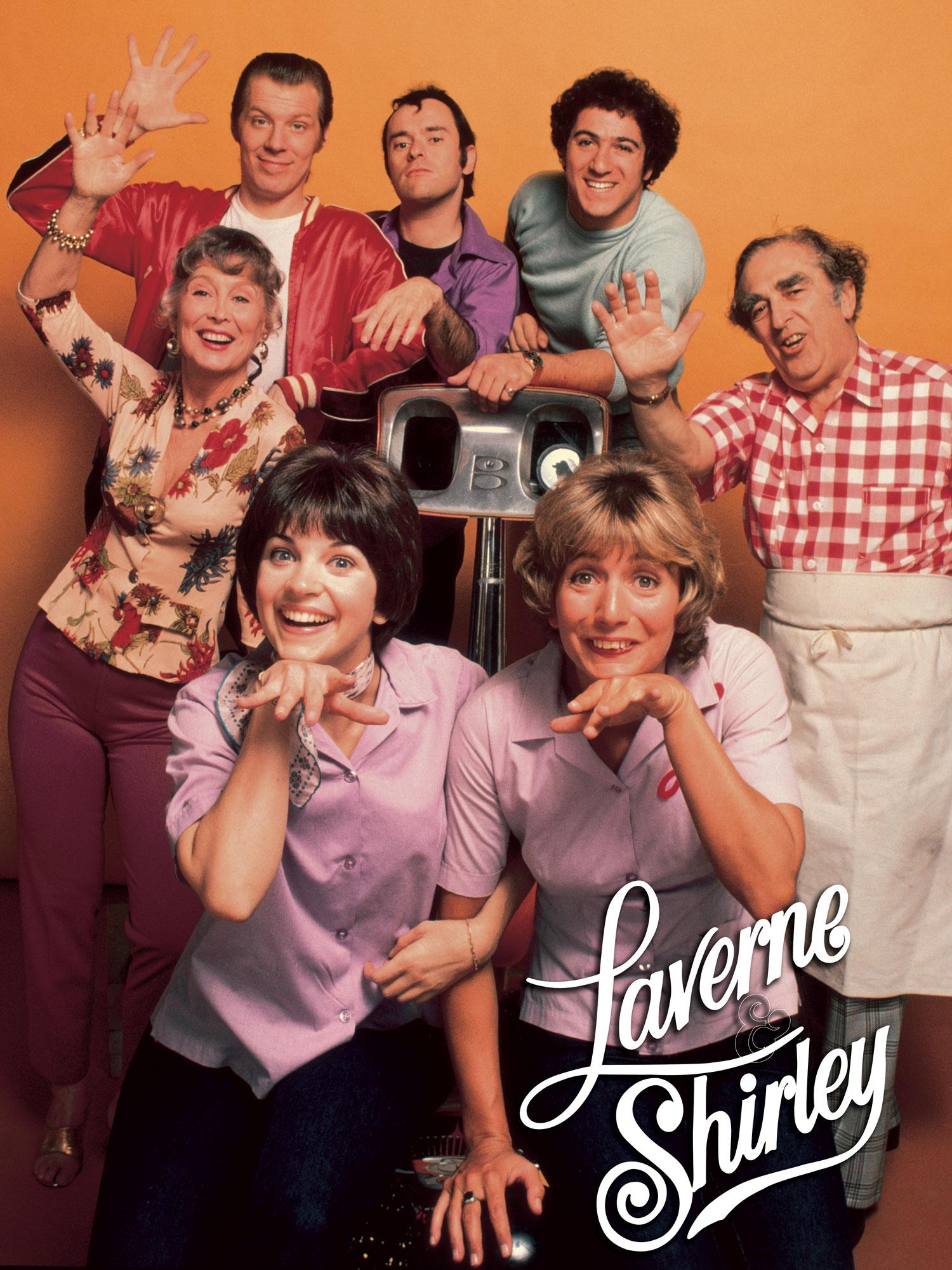 Watch Laverne & Shirley Online | Season 8 (1982) | TV Guide