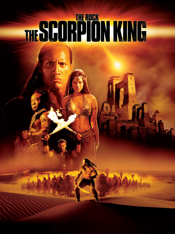 Scorpion King Full Cast