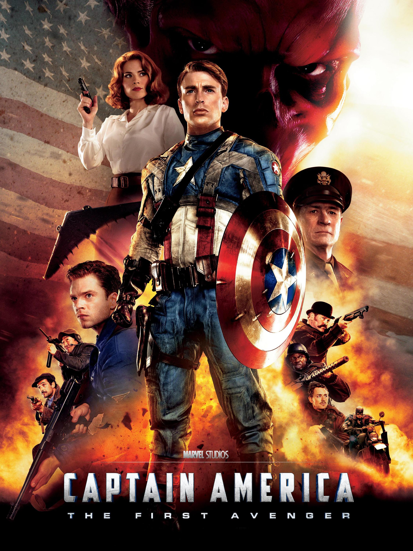 Captain America The First Avenger   Full Cast & Crew   TV Guide