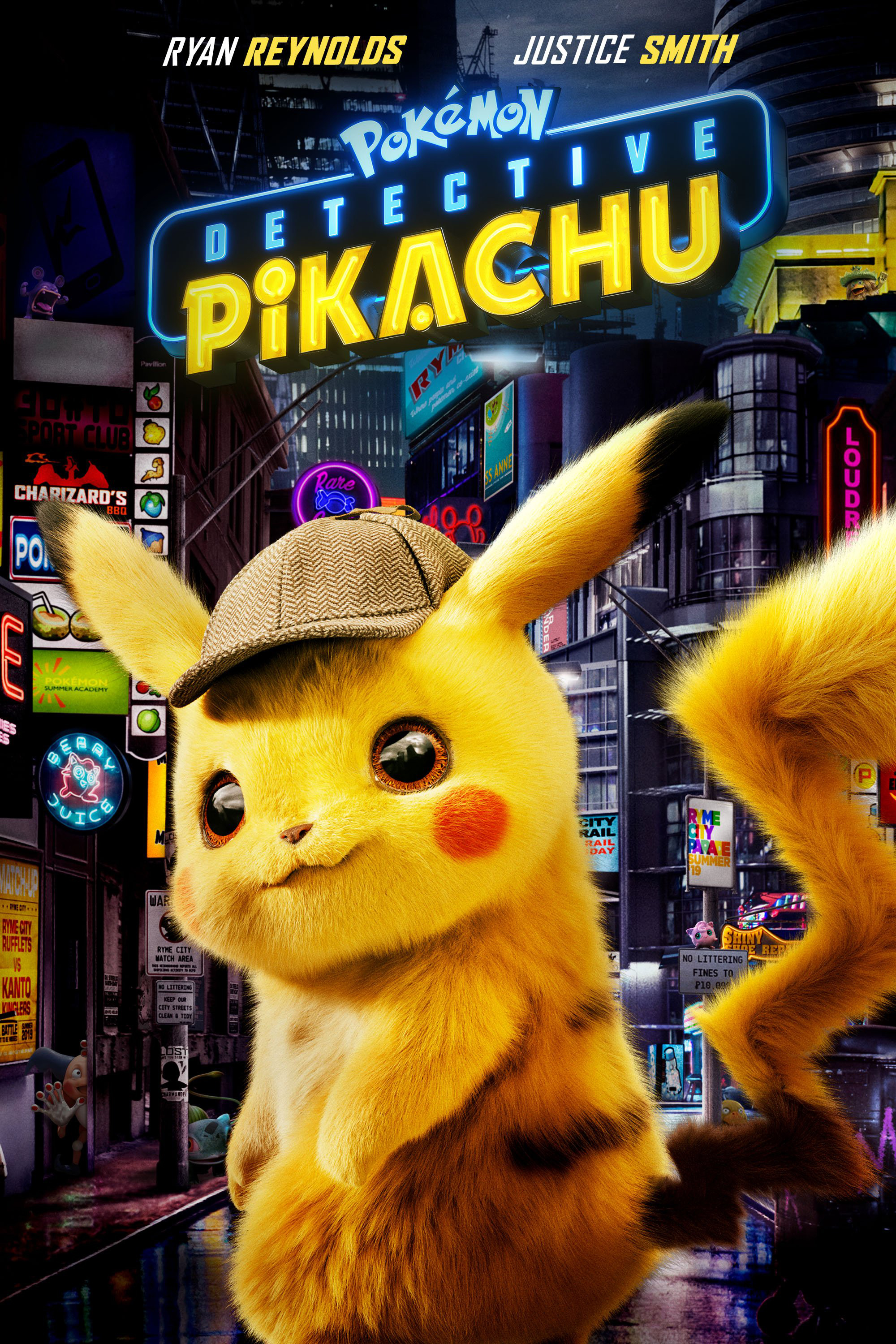Pokemon Detective Pikachu Where To Watch And Stream Tv Guide