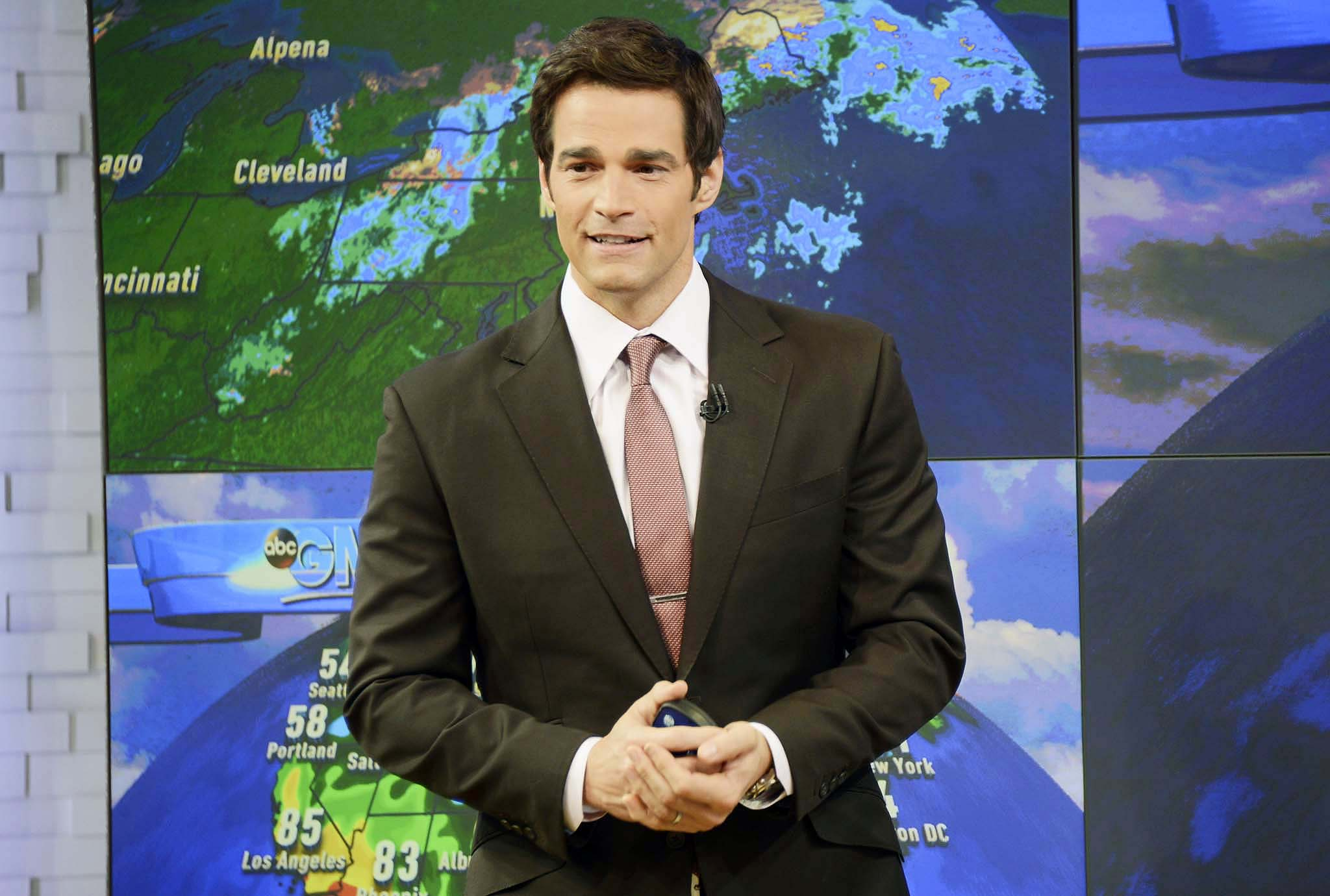 Rob Marciano, Sexy Weathermen