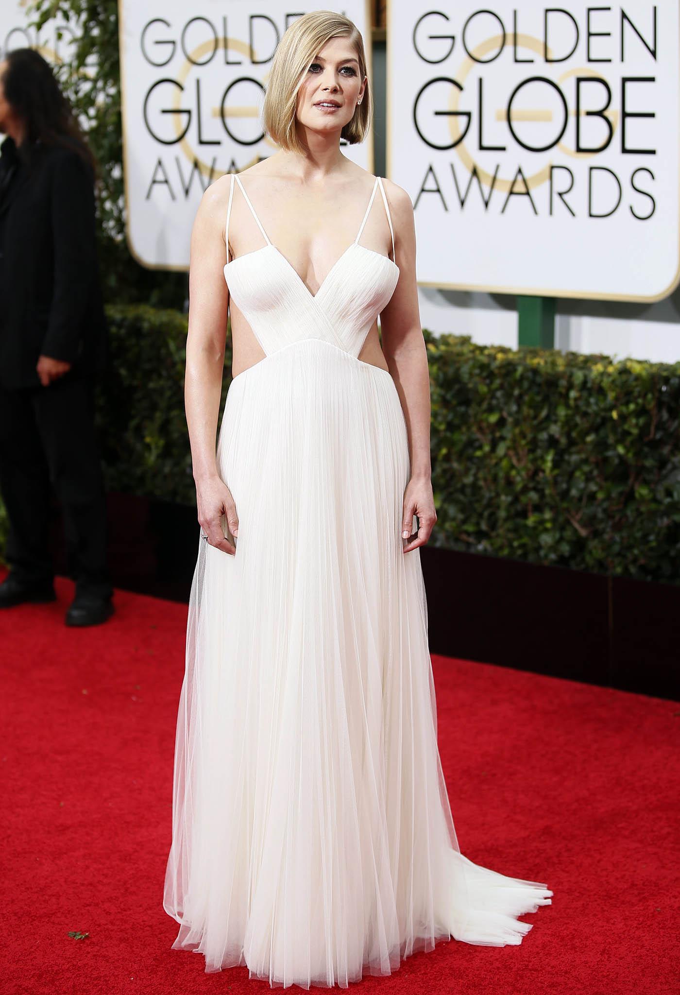 Golden Globe Awards, Rosamund Pike