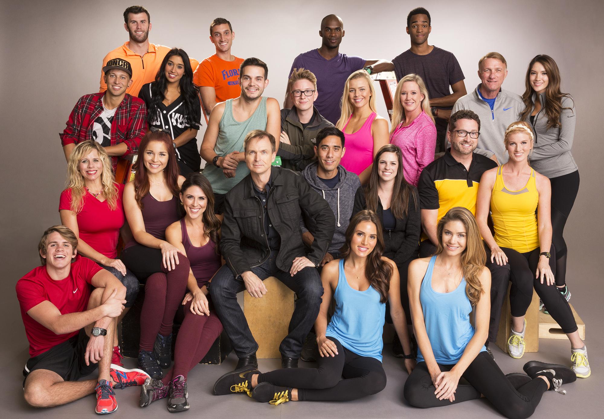 The Amazing Race 28 Cast