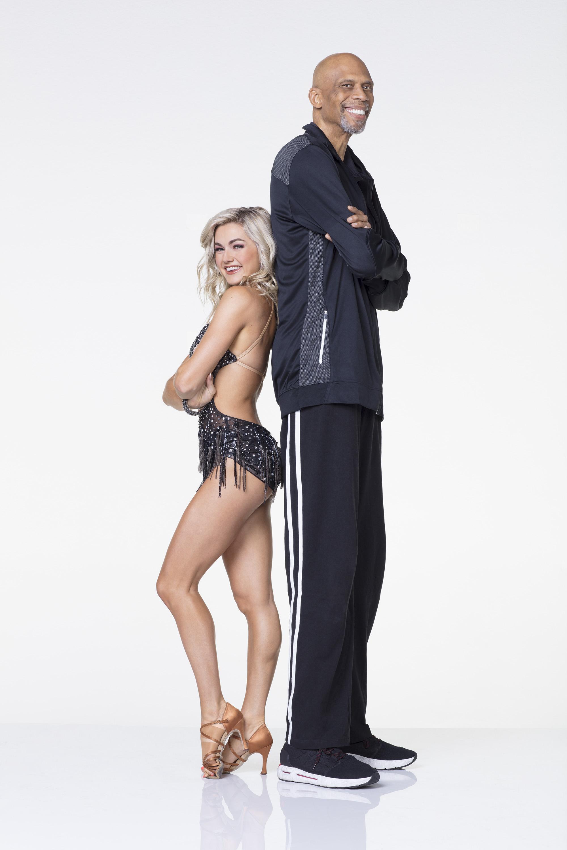 Lindsay Arnold and Kareem Abdul-Jabbar, Dancing with the Stars: Athletes