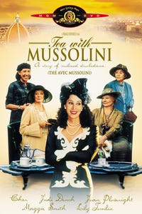Tea with Mussolini as Hester