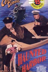 Haunted Harbor as Dr. Harding
