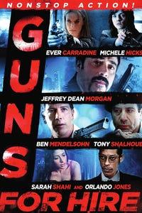 Guns for Hire as Carla