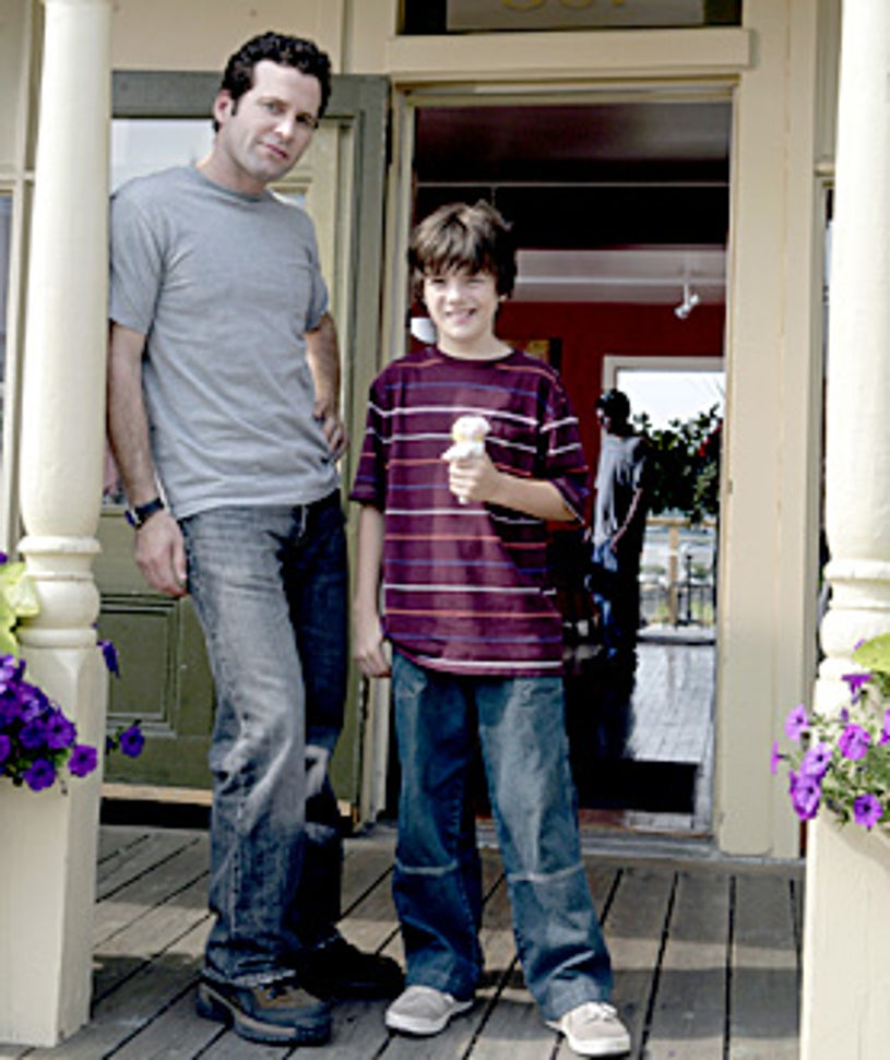 Candles on Bay Street - Eion Bailey and Matthew Knight