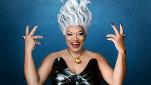 Watch Queen Latifah Sing 'Poor Unfortunate Souls' in This The Little Mermaid Live! Sneak Peek
