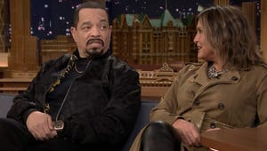 You Can All Stop Raging Now, Ice-T Finally Ate a Bagel