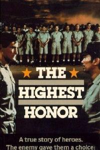 The Highest Honor as Lieutenant Commander Hubert Marsham