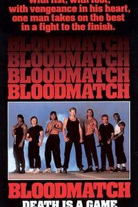 Bloodmatch as Brick Bardo