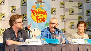 Comic-Con: Damon Lindelof on His Phineas and Ferb Obsession