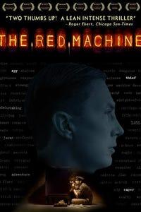 The Red Machine as Ichiro Shimada