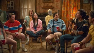 The 19 Best Sight Gags in Wet Hot American Summer: First Day of Camp