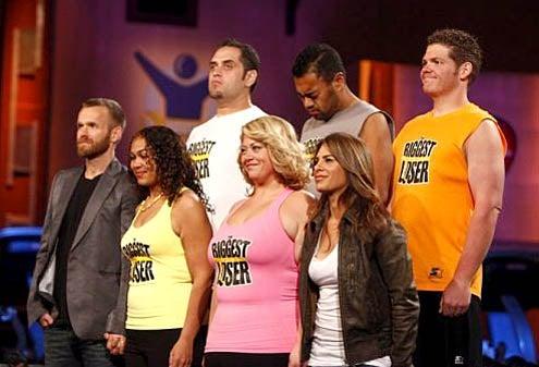 The Biggest Loser - Season 9 - Bob Harper, Sunshine Hampton, Michael Ventrella, Ashley Johnston, Koli Palu, Jililan Michaels, Daris George