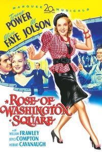 Rose of Washington Square as Officer