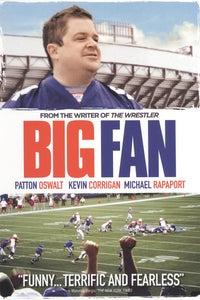 Big Fan as Front-Lawn Reporter #2