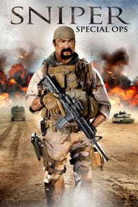 Sniper: Special Ops as Vic