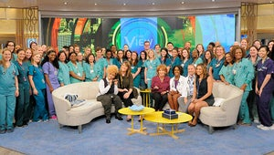 The View Welcomes Nurses to the Show Following Controversy