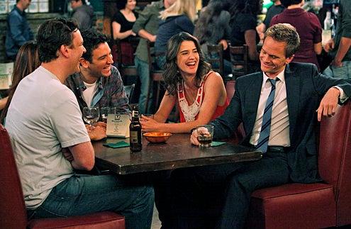 How I Met Your Mother - Season 5 - Jason Segel, Josh Radnor, Cobie Smulders, Neil Patrick Harris