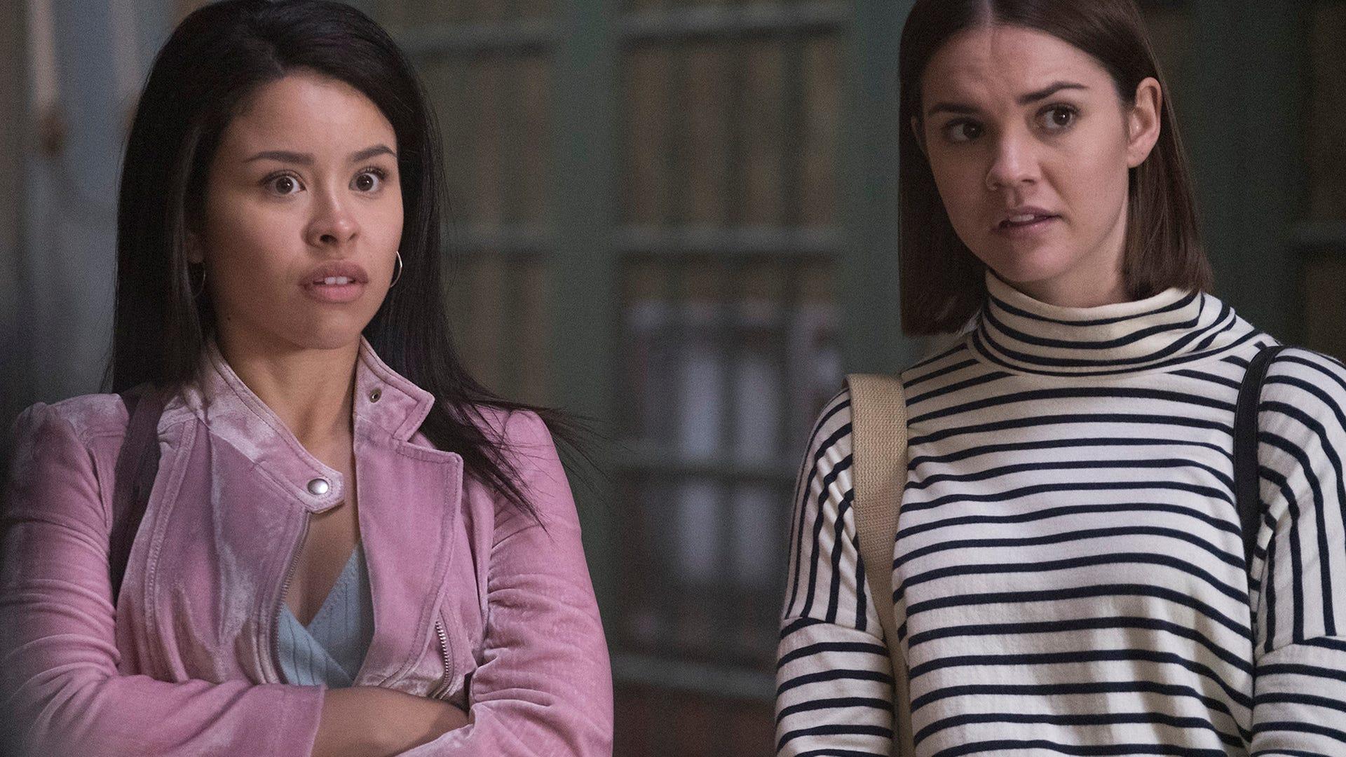 Cierra Ramirez and Maia Mitchell, Good Trouble