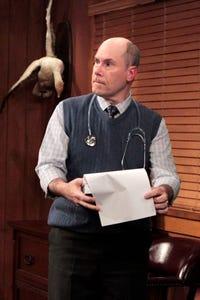 Michael Merton as James