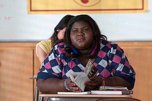 "The Big C - Season 1 - ""Blue-Eyed Iris"" - Gabourey Sidibe as Andrea"