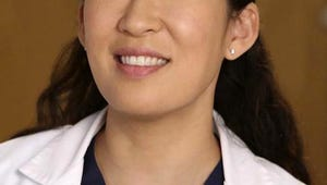 VIDEO: Watch Cristina Come Face to Face with Burke on Grey's Anatomy