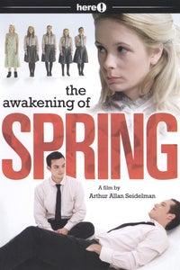 Awakening of Spring as Mrs. Woodman