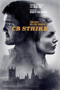 C.B. Strike as Robin Ellacott