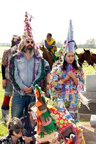 """Treme - Season 2 - """"Carnival Time"""" - Steve Earle and Lucia Micarelli"""