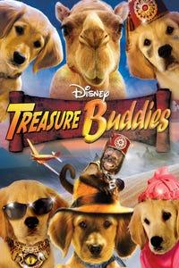 Treasure Buddies as Tarik
