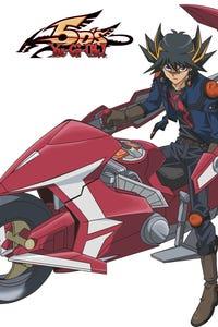 Yu-Gi-Oh! 5D's as Duke Devlin/Rafael/Valon