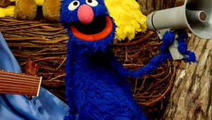 Are We Hearing Things, Or Did Grover Drop the F-Bomb on Sesame Street?