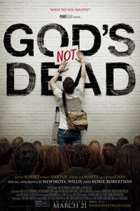 God's Not Dead as Willie Robertson