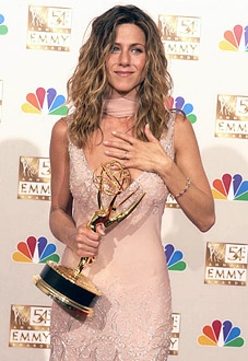 Jennifer Aniston - The 54th Annual Primetime Emmy Awards, September 22, 2002