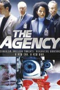The Agency as Carolyn Magnuson