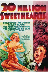 Twenty Million Sweethearts as Secretary