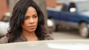 Sanaa Lathan Is Now Entering The Twilight Zone