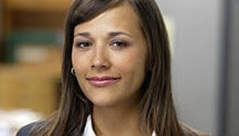 Rashida Jones, The Office: Is Karen Fated to Lose Jim?