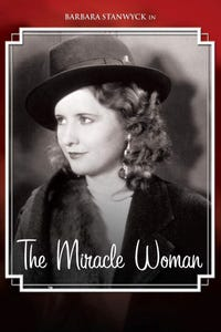 The Miracle Woman as Briggs