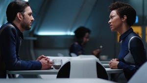 Star Trek: Discovery: Is There Romance Brewing Between Burnham and Tyler?