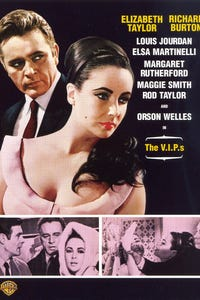 The V.I.P.s as Miss Mead