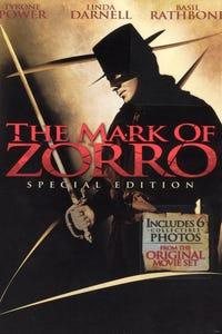 The Mark of Zorro as Sentry