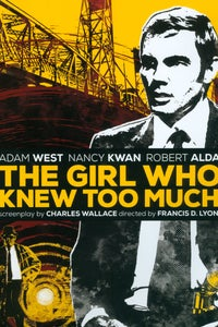 The Girl Who Knew Too Much as Johnny Cain